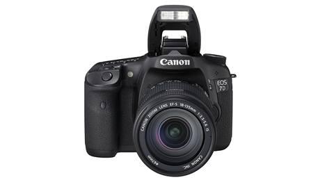 Digitální zrcadlovka Canon EOS 7D